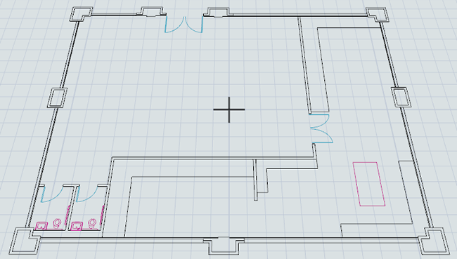 Importing CAD Drawings and Floor Plans